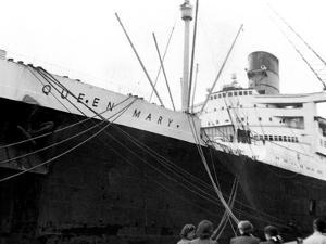 Ocean Liner RMS Queen Mary, 20th Century