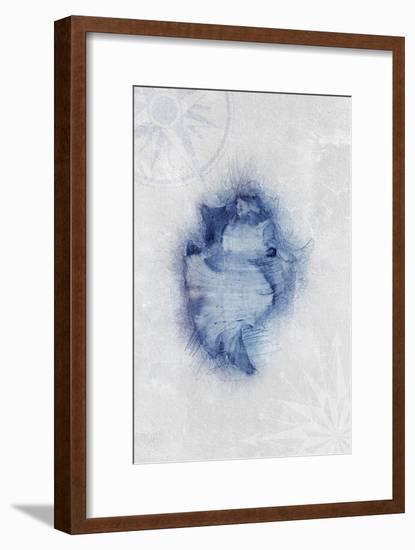 Ocean Memories 1-Louis Duncan-He-Framed Art Print