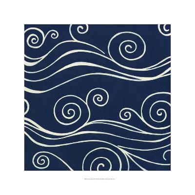 Ocean Motifs III-Erica J^ Vess-Art Print