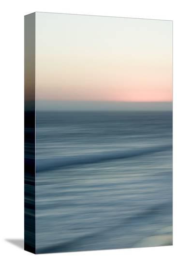 Ocean Moves V-Sidney Aver-Stretched Canvas Print