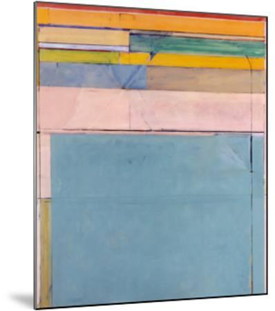 Ocean Park 116, 1979-Richard Diebenkorn-Mounted Print