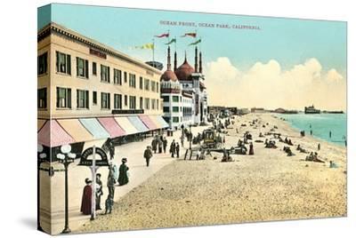 Ocean Park Beach, California