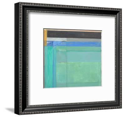 Ocean Park No. 68, 1974-Richard Diebenkorn-Framed Art Print