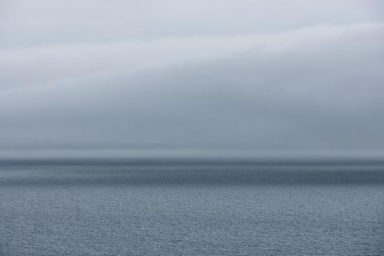 Ocean, Rainy Weather-Catharina Lux-Photographic Print