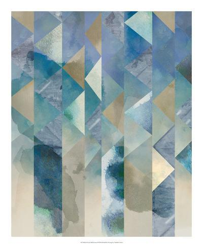 Ocean Reflections I-Chariklia Zarris-Art Print