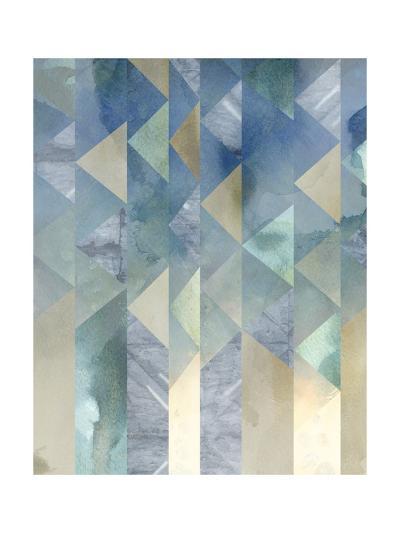 Ocean Reflections II-Chariklia Zarris-Art Print