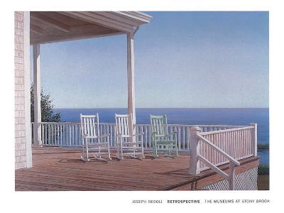 Ocean Rest-Joseph Reboli-Art Print