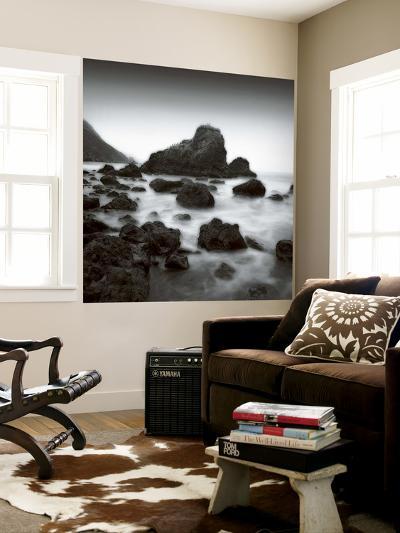 Ocean Rocks Muir Beach-Jamie Cook-Wall Mural