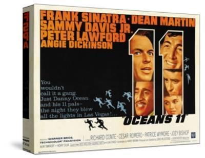Ocean's Eleven, 1960