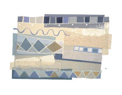 Ocean's Surf I-P^G^ Gravele-Art Print