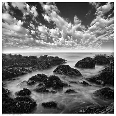 Ocean Seatide I--Art Print