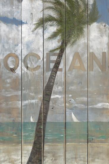 Ocean Sign-Arnie Fisk-Art Print