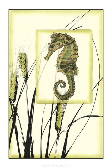 Ocean Silhouette III-Jennifer Goldberger-Premium Giclee Print