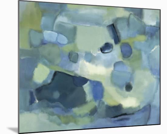 Ocean Song-Nancy Ortenstone-Mounted Art Print