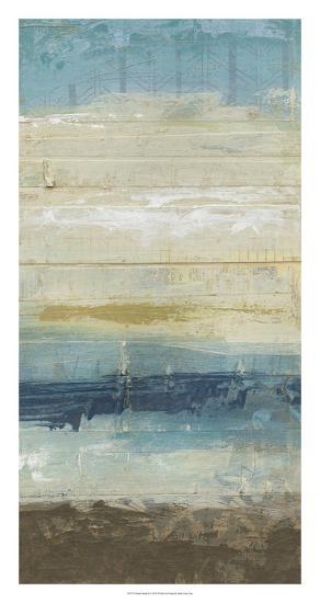 Ocean Strata II-June Vess-Premium Giclee Print