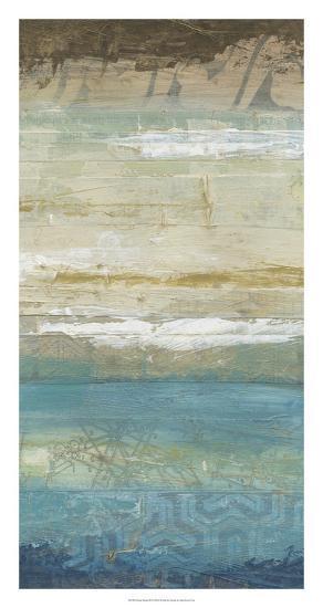 Ocean Strata III-June Vess-Premium Giclee Print