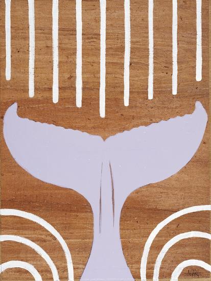 Ocean Style Whale Tail-Hart Hart-Giclee Print