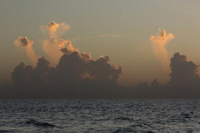 Ocean Sunrise 3-Rob Lang-Photographic Print