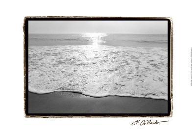 Ocean Sunrise III-Laura Denardo-Art Print