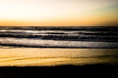Ocean Sunrise V-Beth Wold-Photographic Print