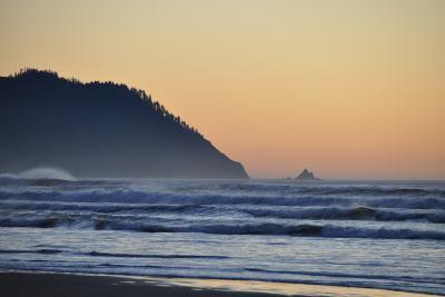 Ocean Sunset II-Logan Thomas-Photographic Print