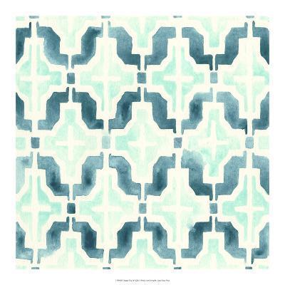 Ocean Tile IV-June Erica Vess-Giclee Print