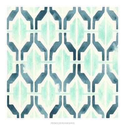 Ocean Tile VI-June Erica Vess-Giclee Print