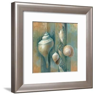 Ocean Treasures I-Elaine Vollherbst-Lane-Framed Art Print