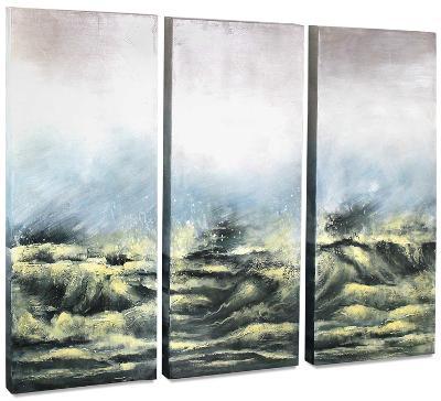 Ocean View--Hand Painted Art