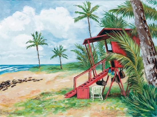 Ocean View-Todd Williams-Art Print