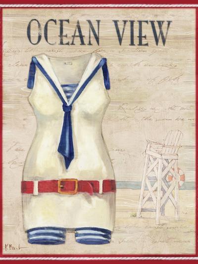 Ocean View-Paul Brent-Art Print