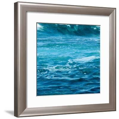 Ocean Water II-Bruce Nawrocke-Framed Art Print