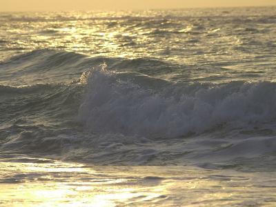 Ocean Wave, Playa Del Carmen, Mexico-Keith Levit-Photographic Print