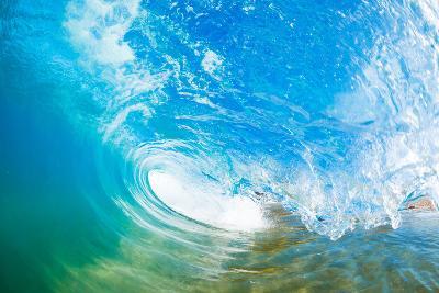 Ocean Wave-EpicStockMedia-Photographic Print