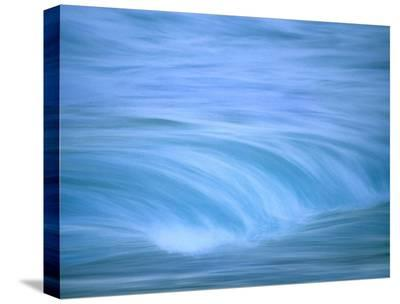 Ocean waves, Hawaii-Tim Fitzharris-Stretched Canvas Print