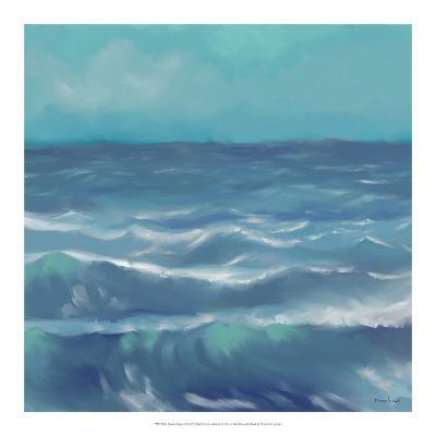 Ocean Waves I-Rick Novak-Art Print