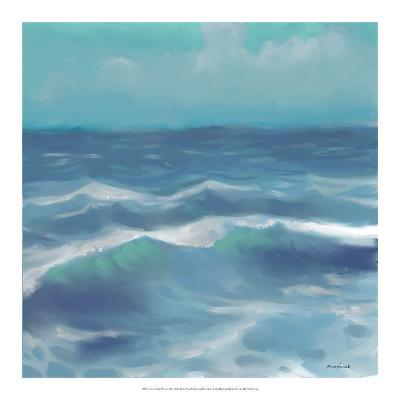 Ocean Waves II-Rick Novak-Art Print