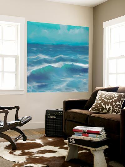 Ocean Waves II-Rick Novak-Wall Mural