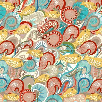 Ocean Waves-Sharon Turner-Art Print