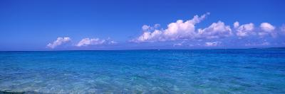 Ocean with Clouds Okinawa Japan--Photographic Print