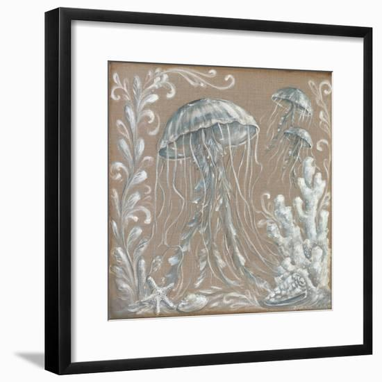Ocean Wonder I-Kate McRostie-Framed Art Print