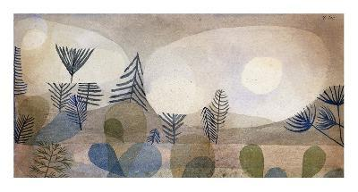 Oceanic Landscape-Paul Klee-Giclee Print