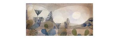Oceanic Landscape-Paul Klee-Premium Giclee Print