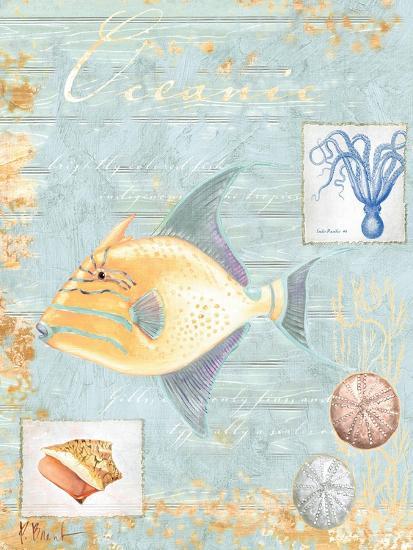 Oceanic-Paul Brent-Art Print