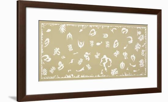 Oceanie le ciel, 1946-Henri Matisse-Framed Art Print