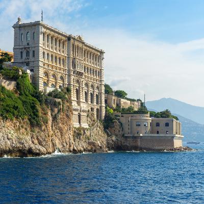 Oceanographic Museum of Monaco-Arsty-Photographic Print