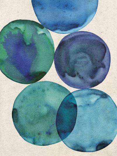 Oceans I-Belle Poesia-Giclee Print