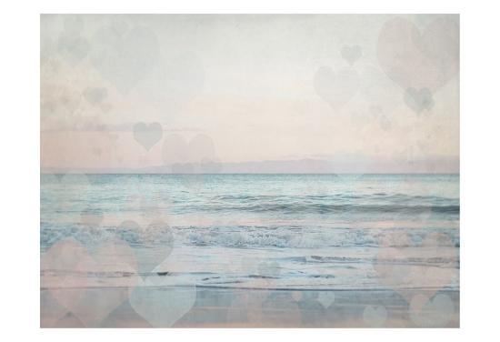 Oceans Of Love 2-Elizabeth Urquhart-Art Print