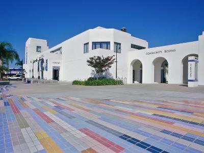 Oceanside Civic Center, San Diego, California, USA--Photographic Print