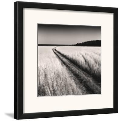 Oceanside Field-Andrew Ren-Framed Art Print